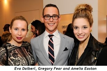 4 - Eva Daiberl, Gregory Fear, Amelia Easton