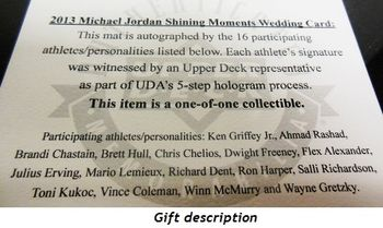 3 - Gift description