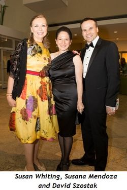 7 - Susan Whiting, Susana Mendoza and David Szostak