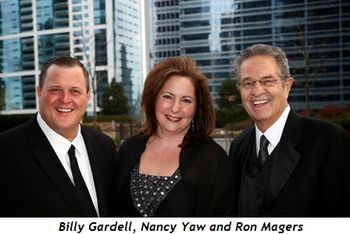 4 - Billy Gardell, Nancy Yaw, Ron Magers