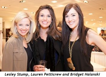 2 - Lesley Stump, Lauren Petticrew and Bridget Halanski