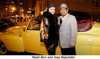 8 - Hazel Barr, Joey Majumdar