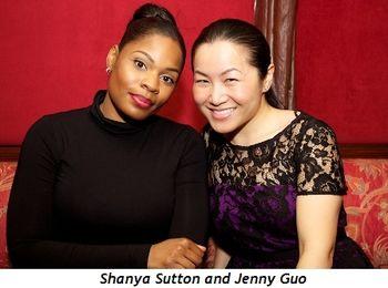 11 - Shanya Sutton, Jenny Guo