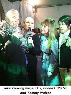 9 - Interviewing Bill Kurtis, Donna LaPietra and Tommy Walton