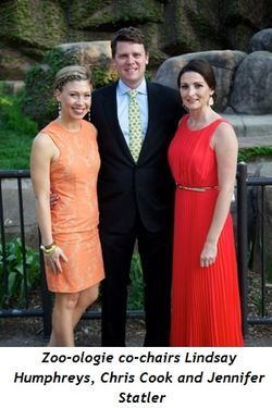 3 - Zoo-ologie Co-Chairs Lindsay Humphreys, Chris Cook, Jennifer Statler-001