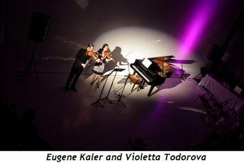 9 - Eugene Kaler, Violetta Todorova