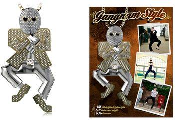 Gangnam double image