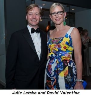 3 - Julie Latsko and David Valentine