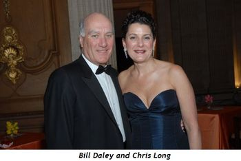 Bill Daley and Chris Long