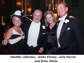 6 - Heather Johnston, James Kinney, Julie Harron and Brian White