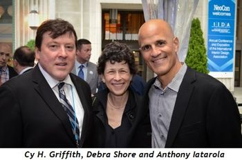 Cy H Griffith, Debra Shore, Anthony Iatarola