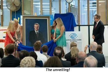 2 - The unveiling!