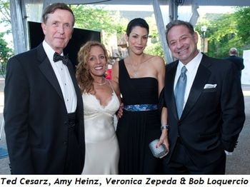 3 - Ted Cesarz, Amy Heinz, Veronica Zepeda and Bob Loquercio