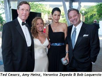 3 - Ted Cesarz, Amy Heinz, Veronica Zepeda and Bob Loquercio