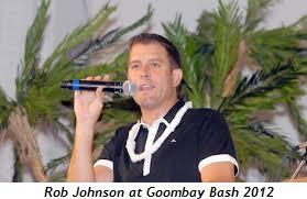 Rob Johnson at Goombay Bash 2012