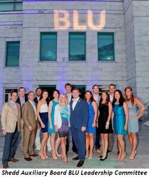 3 - Shedd Auxiliary Board BLU Leadership Committee