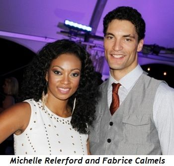 8 - Michelle Relerford and Fabrice Calmels