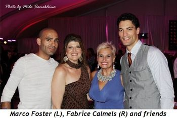 19 - Marco Foster, Fabrice Calmels and friends