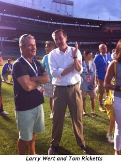 13 - Larry Wert and Tom Ricketts