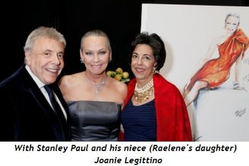 2 - With Stanley Paul & and his niece (Raelene's daughter) Joanie Legittino