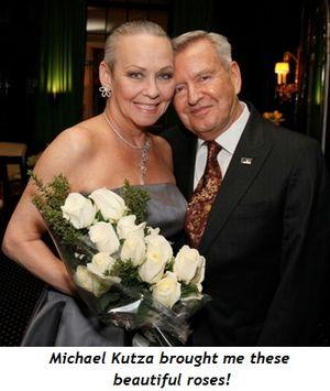 13 - Michael Kutza brought me these beautiful roses