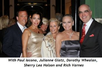 14 - With Paul Iacono, Julianne Glatz, Dorothy Whealan, Sherry Lea Holson and Rich Varnes