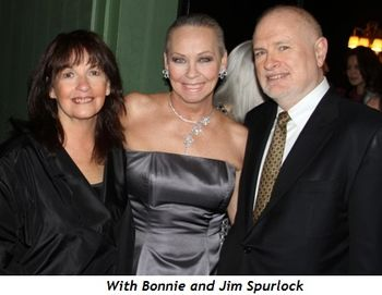 28 - With Bonnie and Jim Spurlock