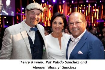6 - Terry Kinney, Pat Pulido Sanchez and Manuel Manny Sanchez