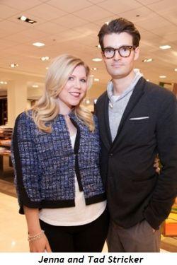 7 - Jenna and Tad Stricker
