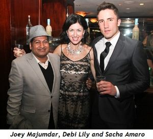 12 - Joey Majumdar, Debi Lily, Sacha Amaro