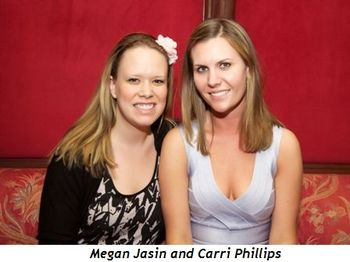14 - Megan Jasin, Carri Phillips