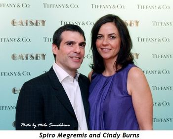 4 - Spiro Megremis and Cindy Burns