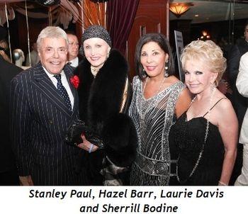 2 - Stanley Paul, Hazel Barr, Laurie Davis, Sherrill Bodine