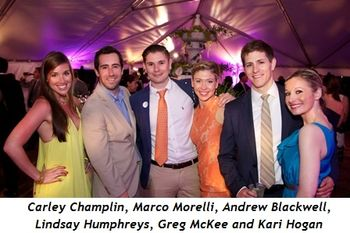 6 - Carley Champlin, Marco Morelli, Andrew Blackwell, Lindsay Humphreys (Chair), Greg McKee, Kari Hogan