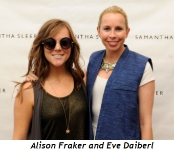 9 - Alison Fraker and Eve Daiberl