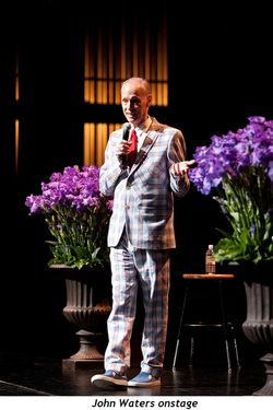 1 - John Waters onstage