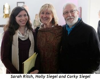 4 - Sarah Ritch, Holly Siegel, Corky Siegel