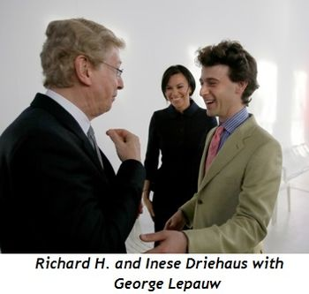 7 - Richard H. and Inese Driehaus, George Lepauw