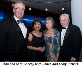 5 - John and Sara Garvey, Renee and Craig Richart