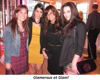 12 - Glamorous at Glam!