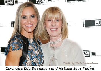 2 - Co-chairs Eda Davidman and Melissa Sage Fadim
