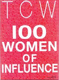 TCW Magazine's 100 Women of Influence