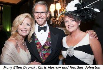 9 - Mary Ellen Dvorak, Chris Morrow and Heather Johnston