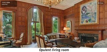 2 - Opulent living room