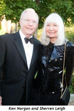 8 - Ken Norgan and Sherren Leigh
