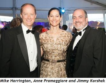 12 - Mike Harrington, Anne Pramaggiore and Jimmy Korshak