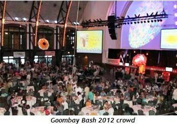Goombay Bash 2012 crowd