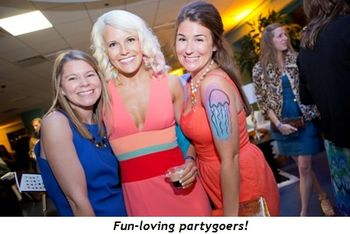 5 - Fun loving partygoers