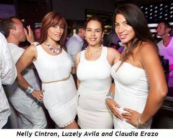 6 - Nelly Cintron, Luzely Avila and Claudia Erazo