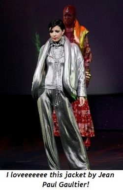 5 - I loveeeeeee this jacket by Jean Paul Gaultier!